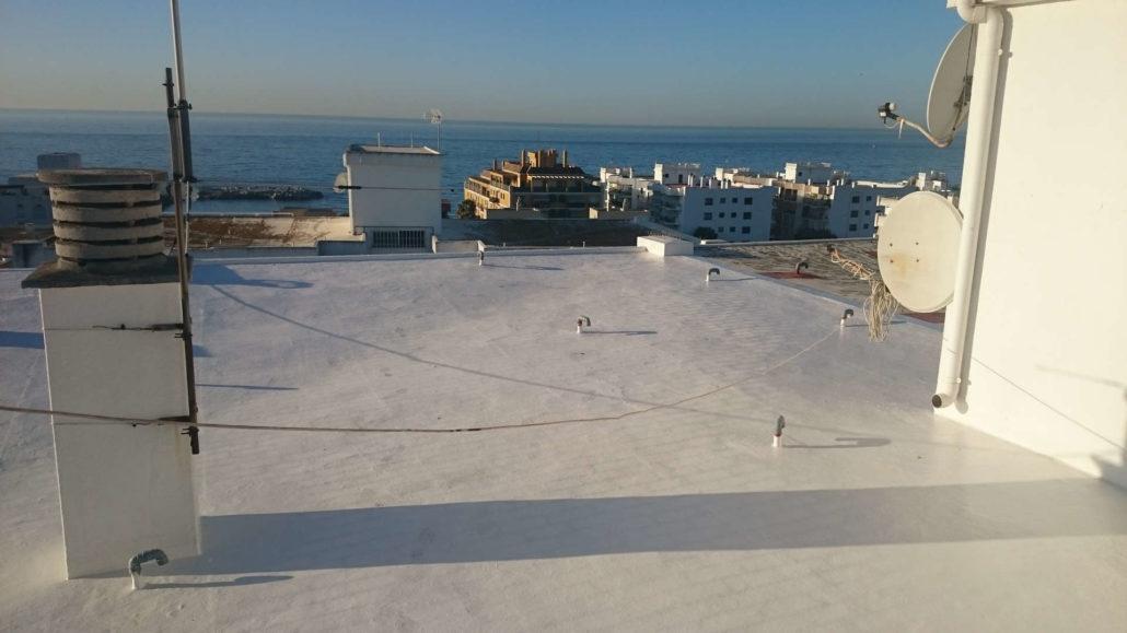 Covers Roofs Waterproofing Decoran 2000 Marbella